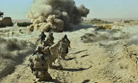 Governo norte-americano anuncia retirada das tropas militares do território do Afeganistão