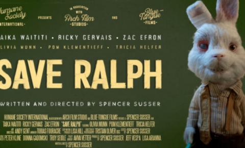 Save Ralph: O movimento contra o uso de animais em testes laboratoriais que tomou conta da internet