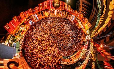Campina Grande é palco do Maior São João do Mundo