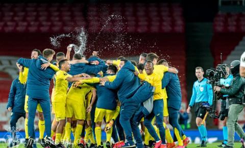 Villareal garante o empate e avança para a final da Liga Europa