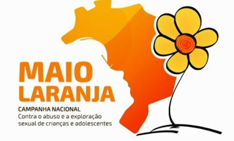 Maio Laranja: mês do combate à exploração e abuso sexual de crianças e adolescentes