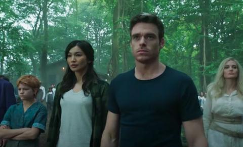 Marvel divulga primeira prévia em vídeo de Os Eternos