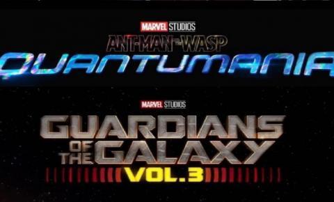 Guardiões da Galáxia Vol. 3 e Homem Formiga e a Vespa: Quantumania ganham data de estreia