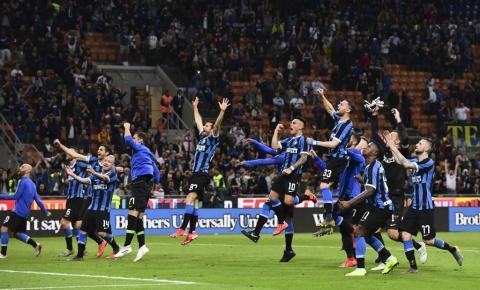 Campeonato Italiano: Inter de Milão garante vaga para a próxima edição da Champions League