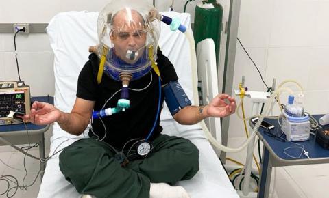 Tecnologia desenvolvida no Ceará reduz em 60% intubações de infectados por covid-19