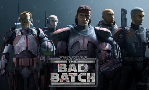 Star Wars: Bad Batch estreia e aquece os corações dos fãs da franquia
