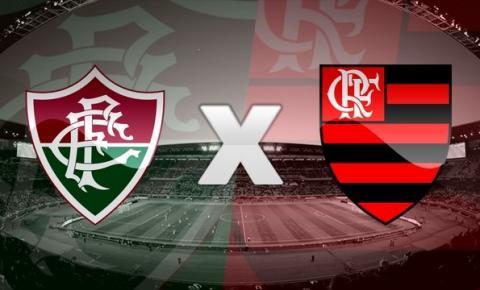 Decisão do Cariocão: 1° jogo da final entre Fluminense e Flamengo