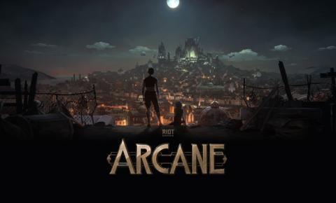 League of Legends: Arcane, série animada será lançada na Netflix ainda em 2021