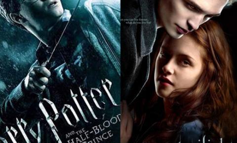 O mundo bruxo de Harry Potter e os vampiros de Forks têm mais em comum do que você imagina