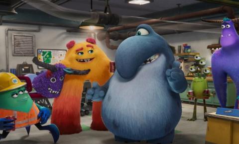 """Disney+ divulga o primeiro teaser de """"Monsters at Work"""""""