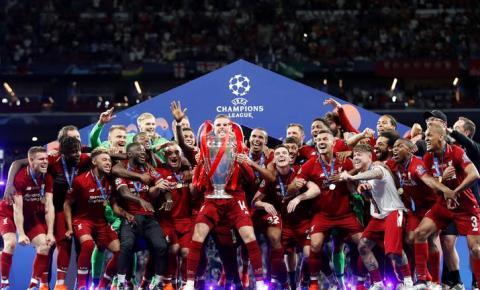 A Europa é Vermelha! Liverpool vence Tottenham e é campeão da Liga dos Campeões