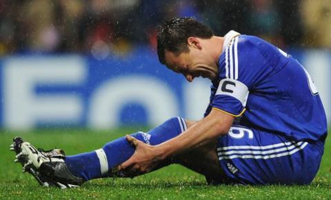 Chelsea passa por duas grandes frustrações seguidas na Liga dos Campeões - Parte 3