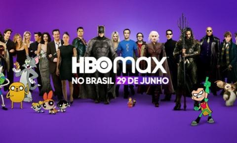 HBO Max anuncia data de lançamento no Brasil