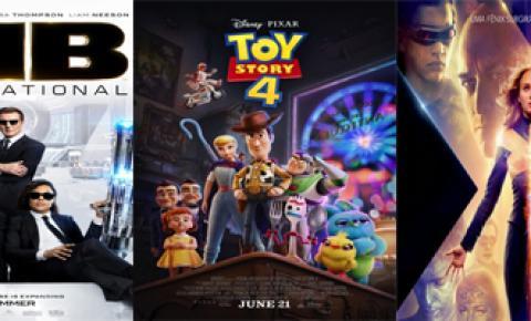 De Toy-Story a X-Men: Saiba todos os lançamentos de junho nos cinemas