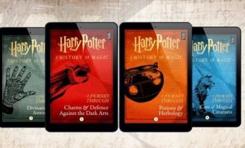 Prepare o seu coração potterhead: 4 novos e-books da saga serão lançados!