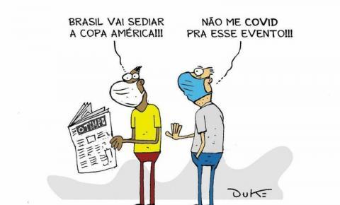 Copa América gera repercussão negativa no Brasil