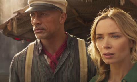 Jungle Cruise: Disney divulga trailer e reforça lançamento no streaming