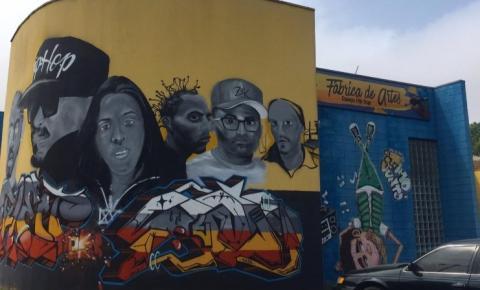 'Casas do Hip Hop' fortalecem a cultura entre moradores da periferia