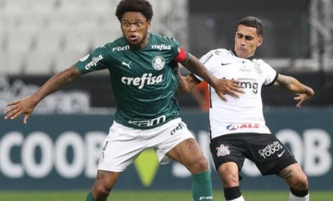 """Palmeiras e Corinthians fazem o """"dérbi da tensão"""""""
