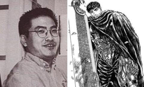 O gigante legado de Kentaro Miura com Berserk e sua marca deixada no mundo