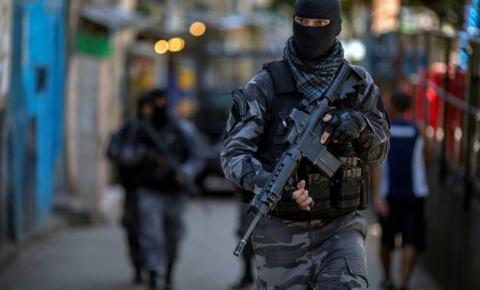 Da proibição ao desrespeito; a violência das operações policiais no Rio de Janeiro