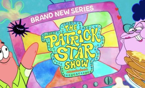 The Patrick Star Show: série de Patrick ganha trailer