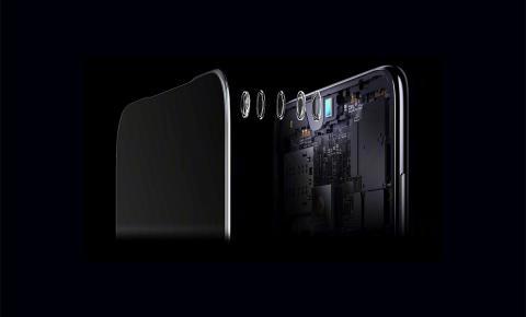Oppo e Xiaomi apresentam protótipo avançado que escondem câmeras frontal sob a tela