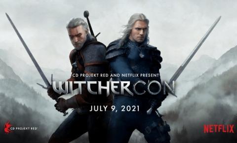 WitcherCon: Evento online da franquia The Witcher é anunciado pela Netflix