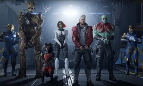 Game sobre os Guardiões da Galáxia é anunciado na E3 2021