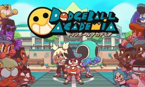 Dodgeball Academia, RPG feito por empresa brasileira é apresentado na E3