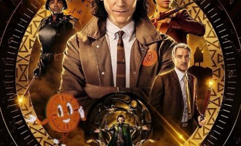 Atuação de Tom Hiddleston em Loki, série da Disney+