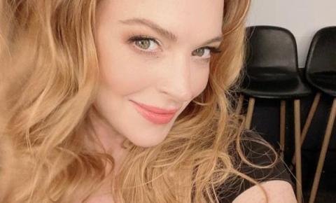 Lindsay Lohan voltará a atuar em nova produção do Netflix