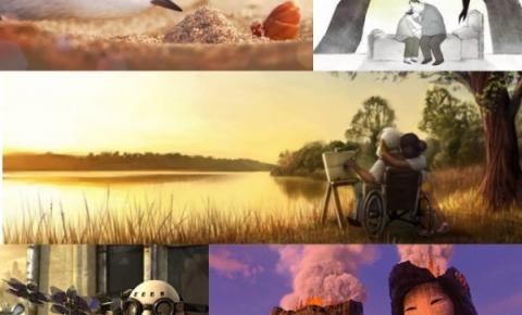 5 curtas de animação com mensagens emocionantes