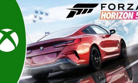 Forza Horizon 5 - Novo jogo da franquia é revelado durante E32021