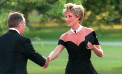 'Revenge Dress': a história do vestido utilizado pela princesa Diana e seu marco atemporal que não sai de moda