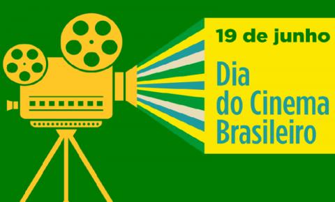 Comemoração do Dia do Cinema Nacional