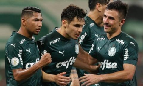 Palmeiras e Bahia se enfrentam na sétima rodada do Brasileirão