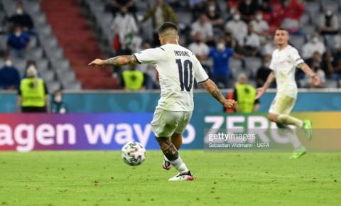 Itália derrota a Bélgica e avança às semifinais da Eurocopa 2020