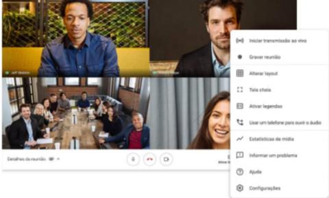 Google Meet limita duração de videochamadas gratuitas