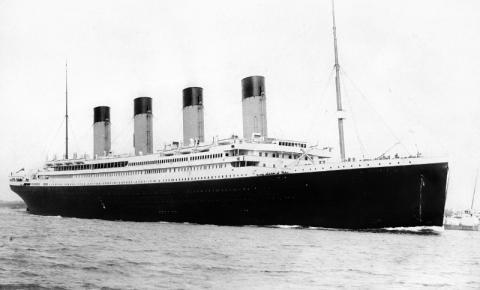"""""""Titanic: Incêndio fatal"""", documentário aponta outra causa para o naufrágio do navio"""