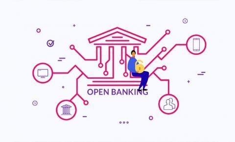Com o open banking, você cria o seu banco