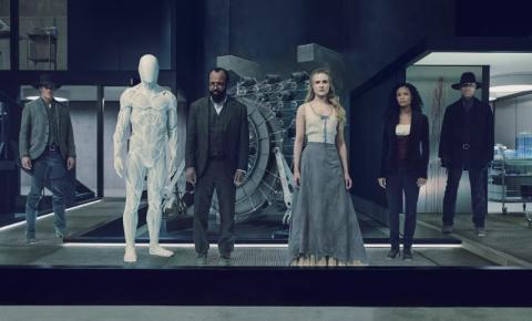 Westworld, uma das obras primas presentes no HBO Max
