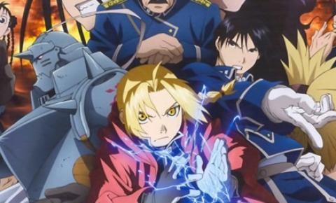 Os 20 anos de Fullmetal Alchemist