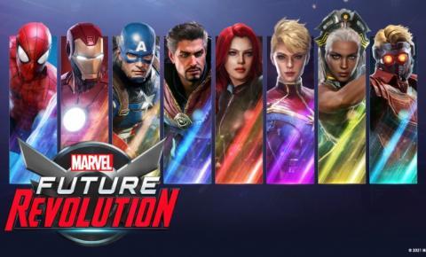 Game Marvel Future Revolution libera pré registro para celulares
