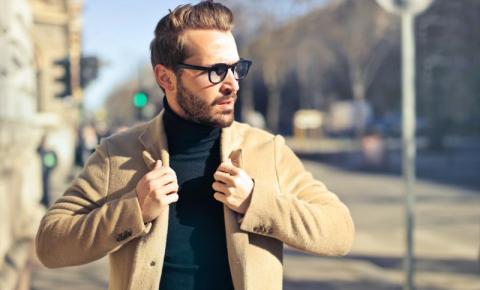 Autoconfiança para os homens por meio da moda