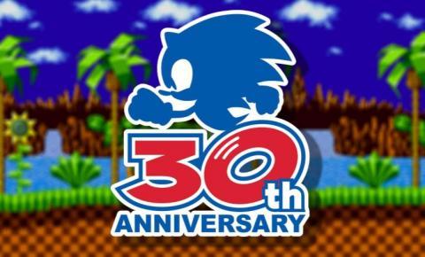 SONIC completa 30 anos!