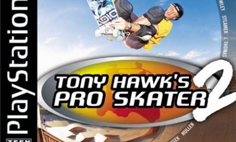Para aumentar o hype no skate: relembre alguns dos jogos da série Tony Hawk's