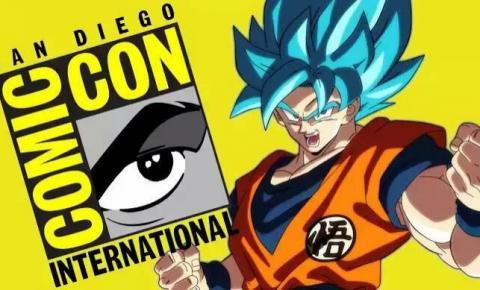 Novo filme de Dragon Ball é anunciado na San Diego Comic Con
