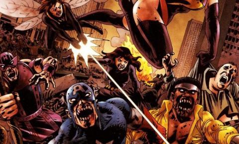 Qual a origem dos Zumbis da Marvel que estarão presentes em What If...?