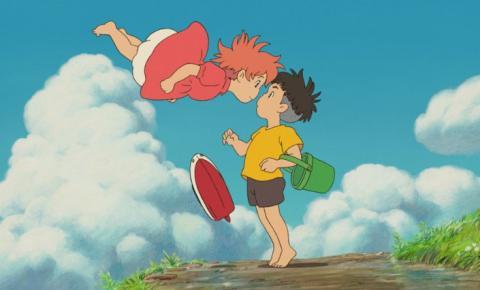 Resenha   Ponyo: uma amizade que veio do mar
